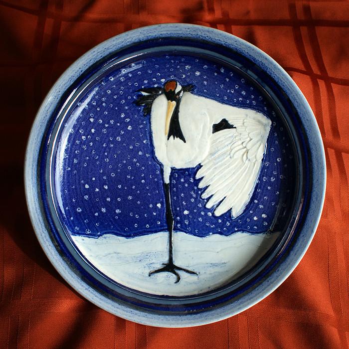 crane plate
