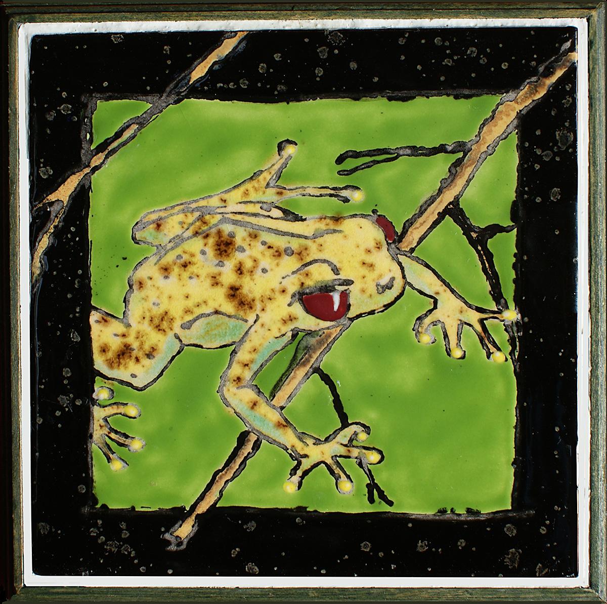 Frog Tile Trivet