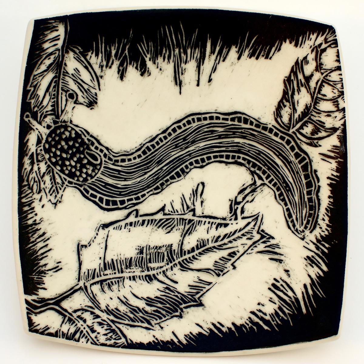 Square Slug Plate