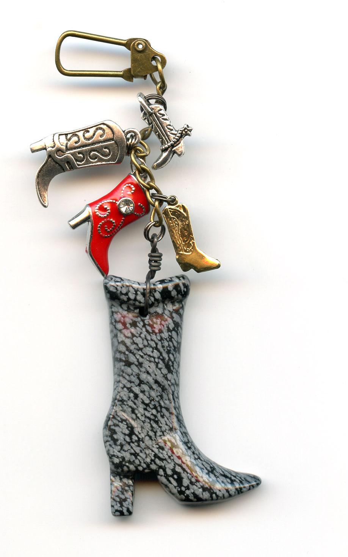 boots keychain