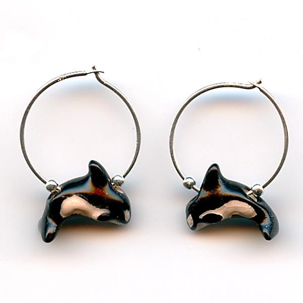 hoop earrings with hoops